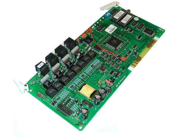 Samsung 16DLI2 Digital Line Card