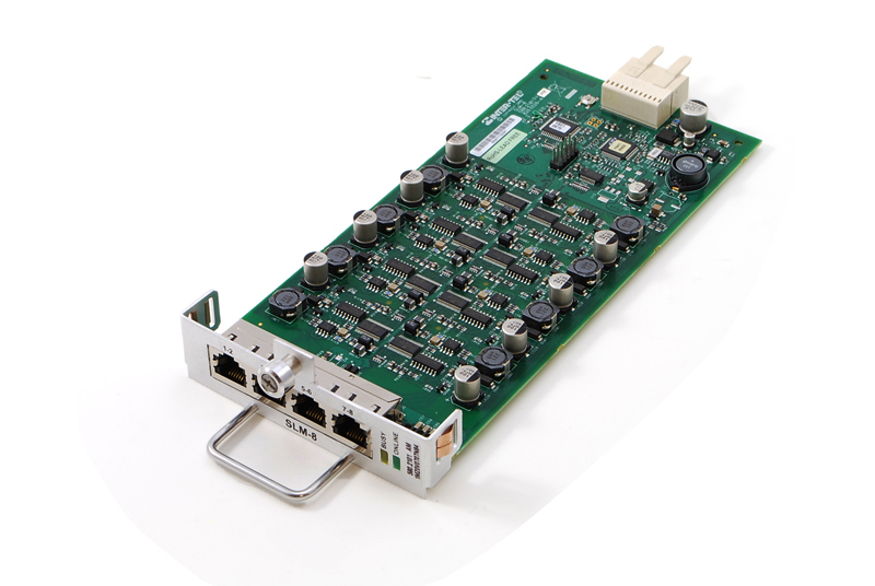 Inter-tel/Mitel 5000 Single Line Interface 8 Port (SLM-8)