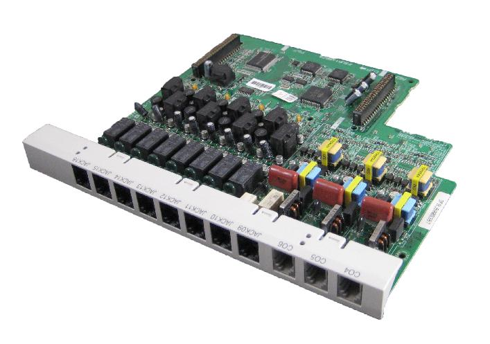 Panasonic 8 Port SLT KX-TES82474 Card