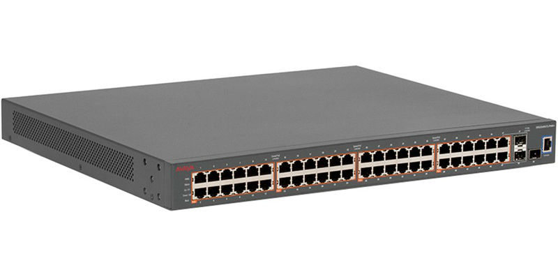 Avaya 3549GTS-PWR 48 Port Switch - New