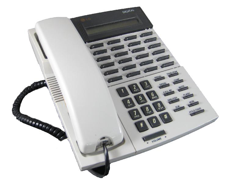 LG/Goldstar KD-36D Digital Telephone