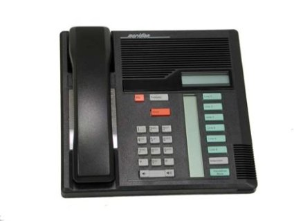 BT Meridian M7208 Telephone Black