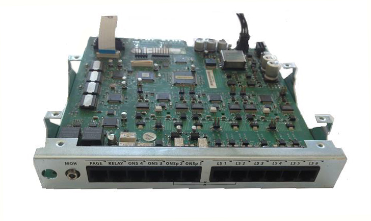 Mitel Analog Main Board III
