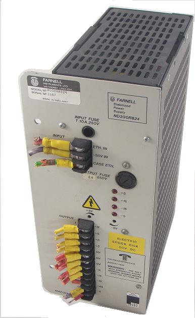 Siemens ISDX Stabilizer Power Supply