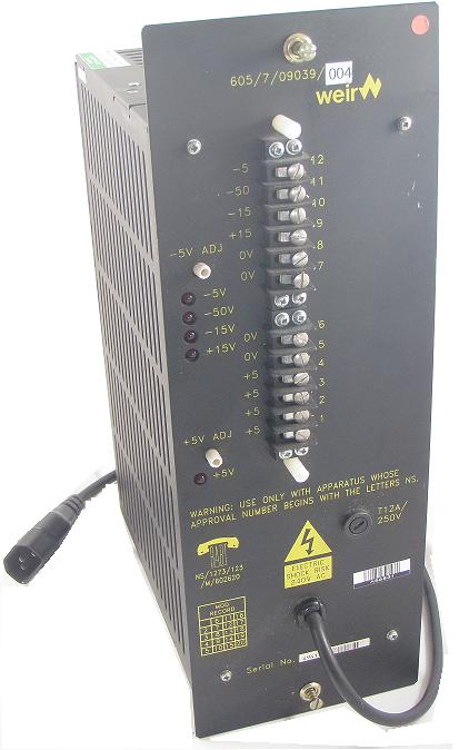 Siemens ISDX WEIR Power Supply
