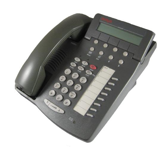 Avaya Definity 6408D+ GBL Grey Telephone - New