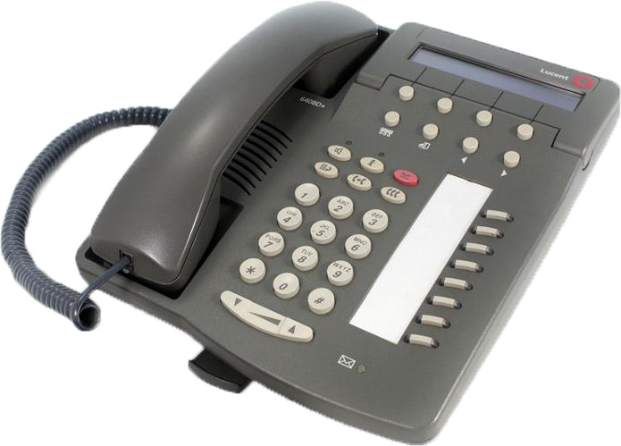 Avaya Definity 6408D+ Telephone - New