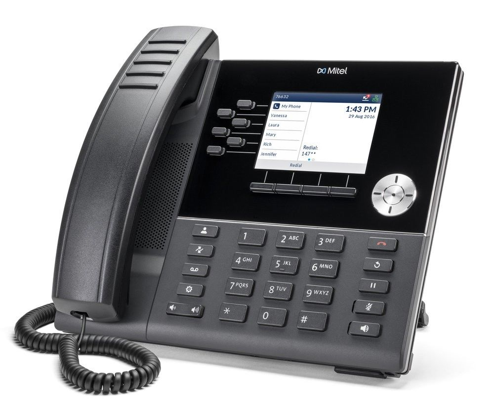 Mitel MIVOICE 6920 IP VOIP PHONE BRAND NEW