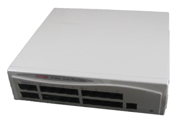 Avaya Small Office Edition 4T+4A+8DS (3VC)