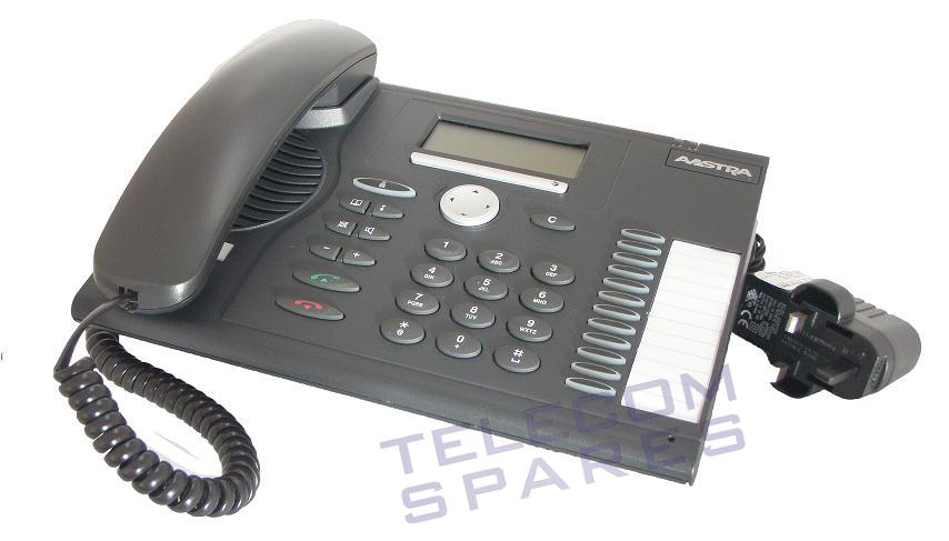 Aastra 5360 Telephone Black
