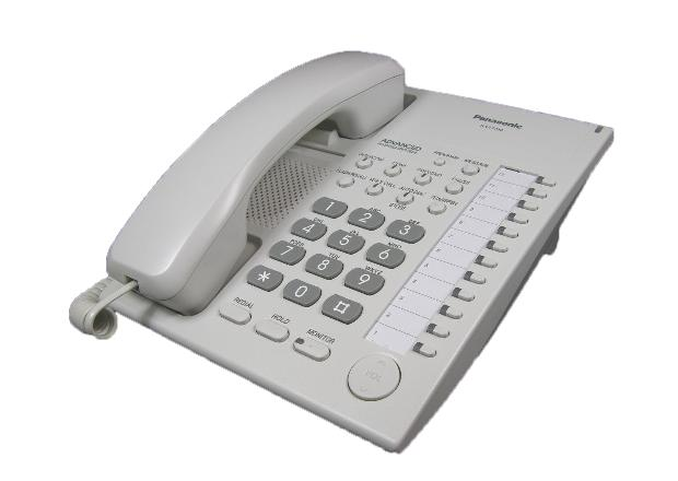 Panasonic KX-T7750 Telephone White