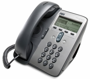 Cisco 7911G IP Telephone - New