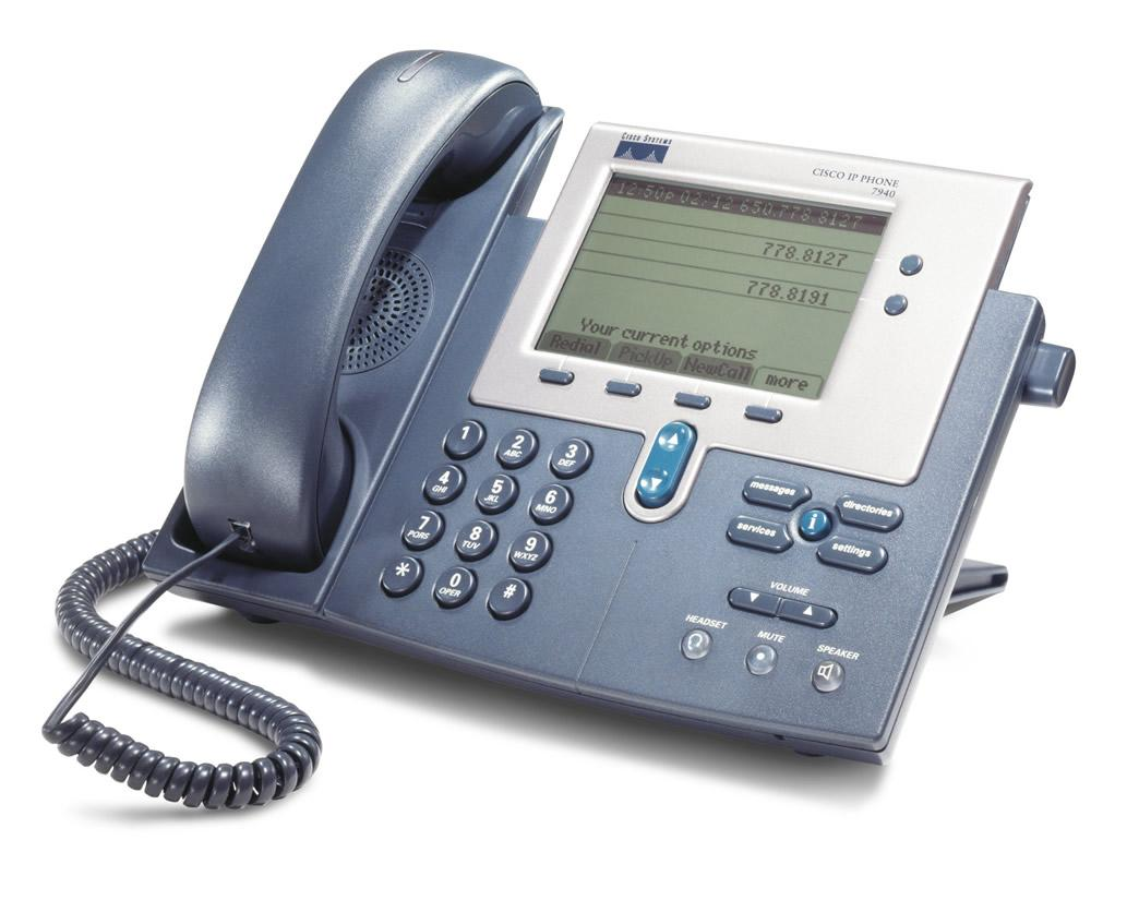 Cisco 7940G IP Telephone - New