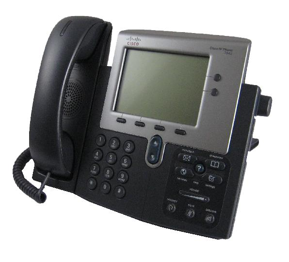 Cisco 7942G IP Telephone