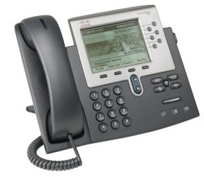 Cisco 7962G IP Telephone