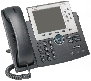 Cisco 7965G IP Telephone
