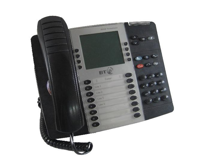BT Quantum 8568 Digital Telephone