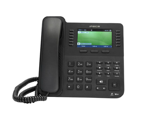 LG LIP-9040C Colour IP Phone Black