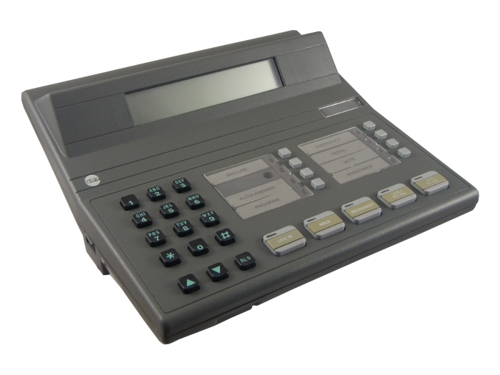 Siemens GPT Multiline ACD Agent Terminal Charcoal