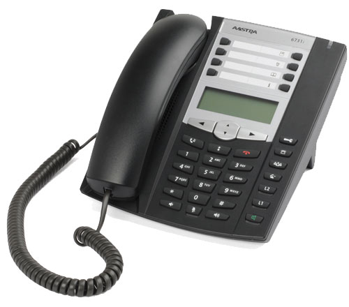 Aastra 6731i VoIP / SIP Phone