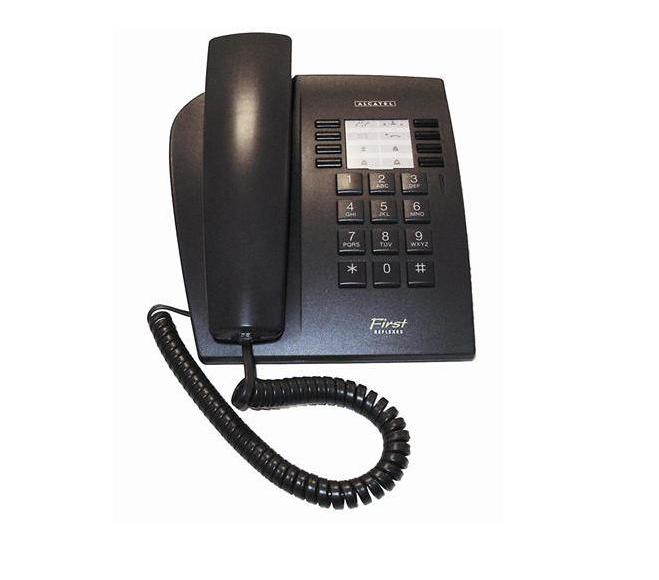 Alcatel 4004 First Reflexes Telephone