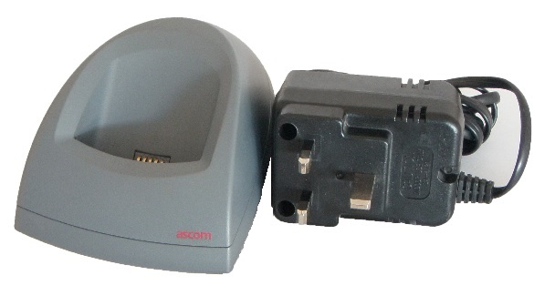 Ascom 9D24 DECT Charger and Power Supply