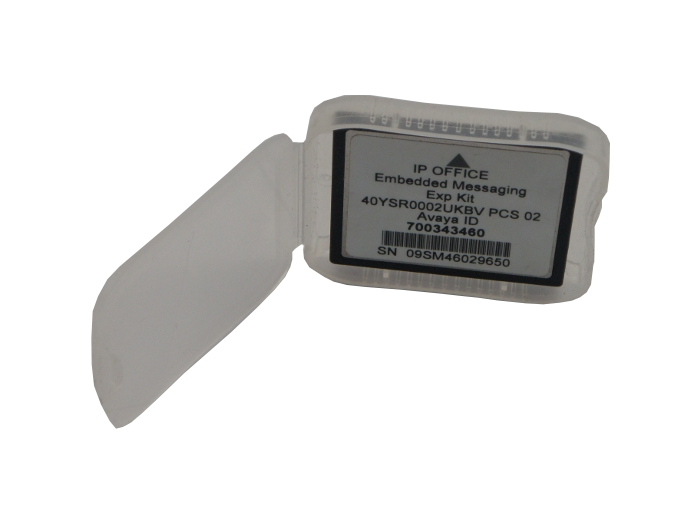 Avaya IP400 Embedded Voicemail Card