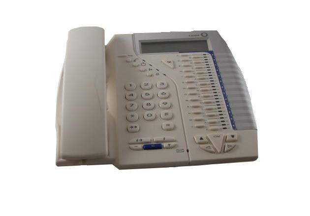 Lucent Galilee 960A Telephone White - New