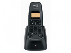 BT Elements Single Rugged IP54 Cordless Handset