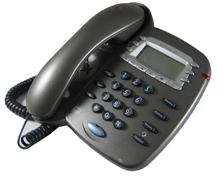 BT Paragon 450 Handset Silver Grey Refurbished