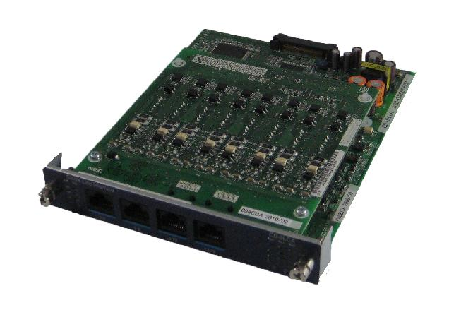 NEC SV8100 8 Port Analog Extension Card