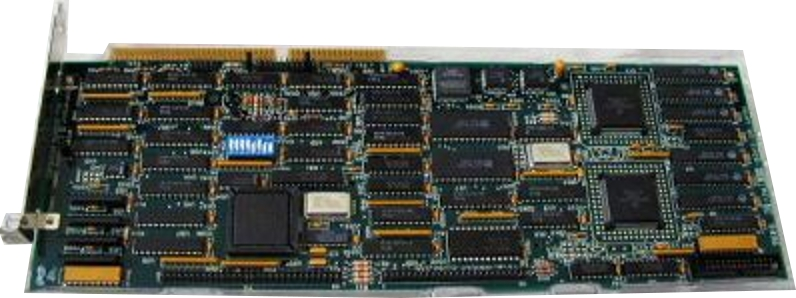 Dialogic D/121B Voice Processing Card 12 Port