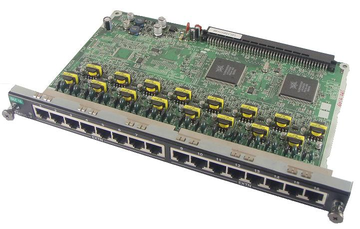 Panasonic NCP 16 Port Digital Extension Card (DLC16)
