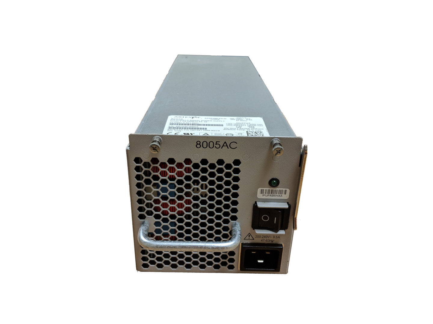 Nortel Artesyn 8005AC Power Supply DS1405012-E5