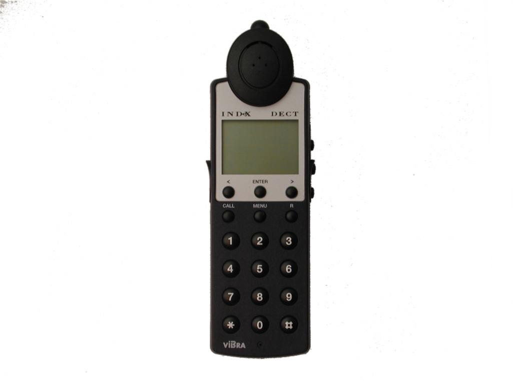 Avaya INDeX DH1 Vibrating Handset