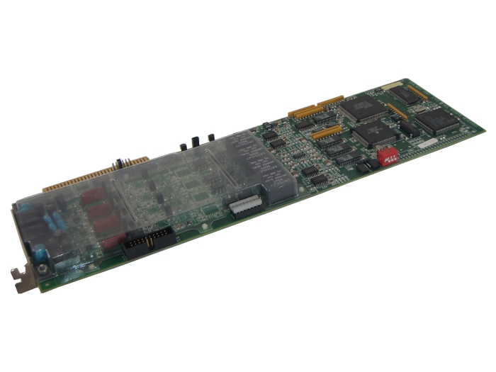 Dialogic D/41D-UK Voice Processing Card 4 Port