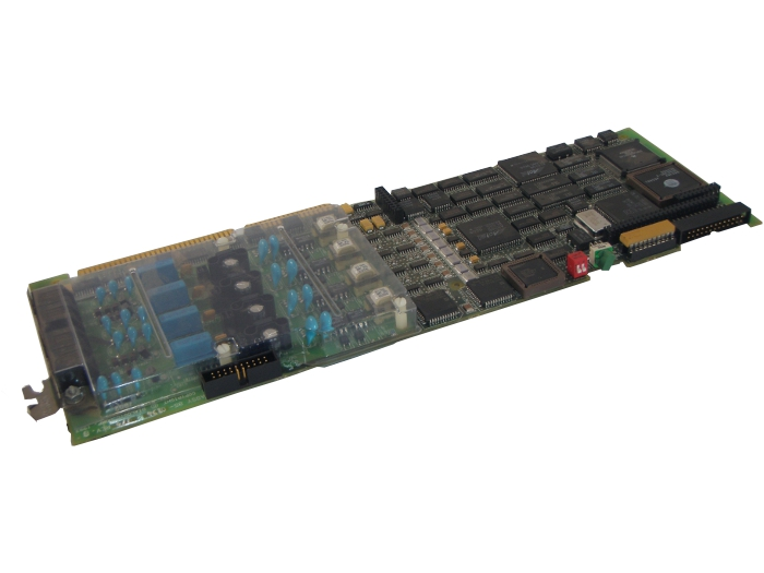 Dialogic D/41E-UK Voice Processing Card 4 Port