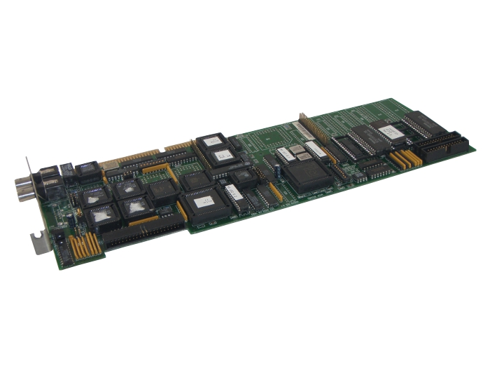 Dialogic MVIP Voice Processing Card
