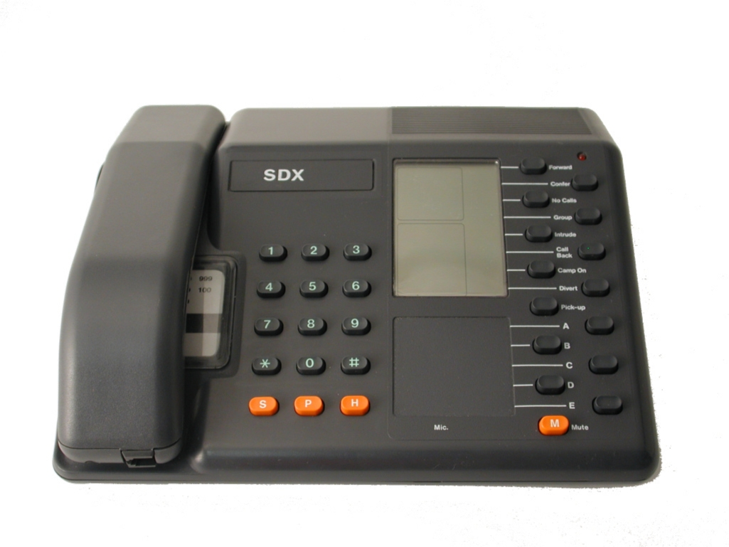 SDX FT3 Navy Phone