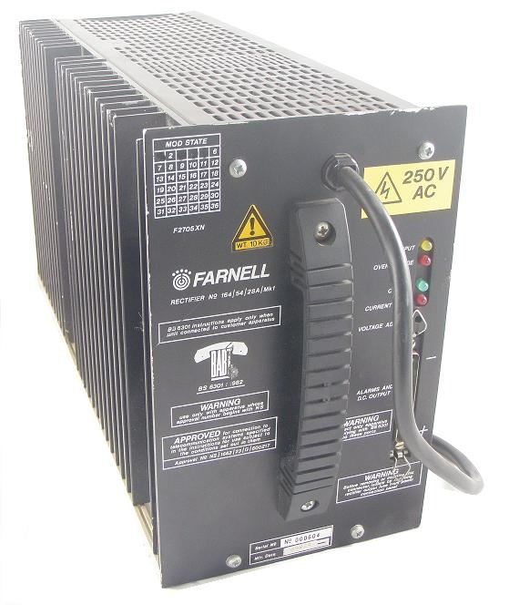 Nortel Rectifier 164 - 50V Power Supply