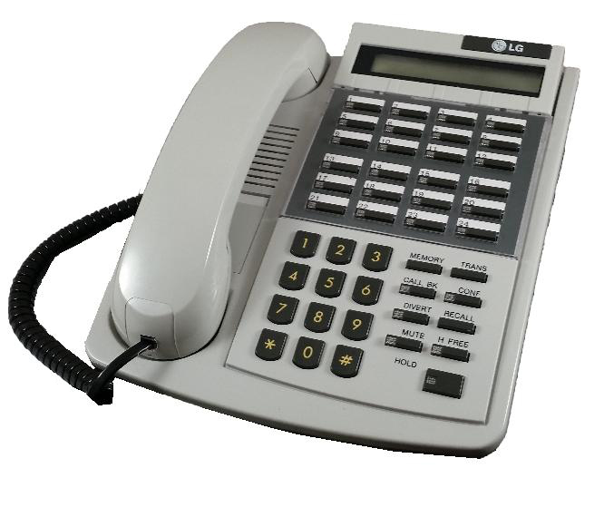 LG Goldstar GSX 33 Button Telephone
