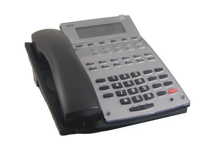 Nec Ip1ww 12txh Deskphone