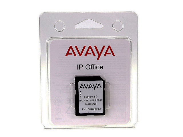 Avaya IP500 Feature Key A-Law V2