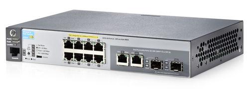 HP 2530-8 POE+ SWITCH