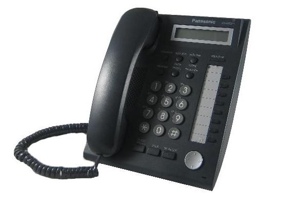 Panasonic KX-NT321 Telephone Black