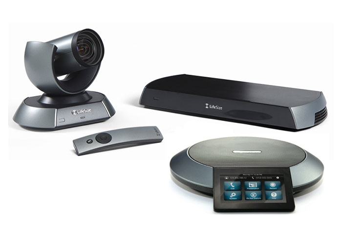 Lifesize 600 Video Conference Full Kit Refurbished