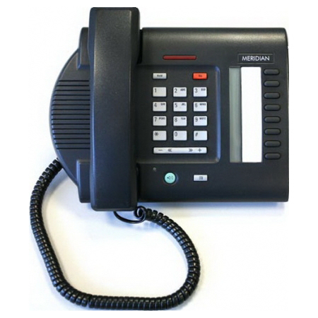 BT Meridian Option M3110 Telephone Black