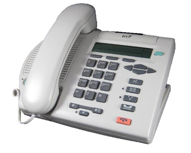 Nortel Option M3902 Phone Platinum