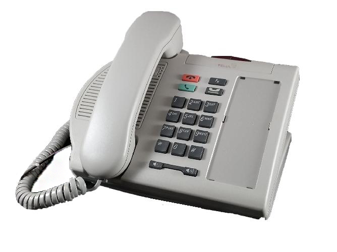 Nortel Option M3901 Phone Platinum