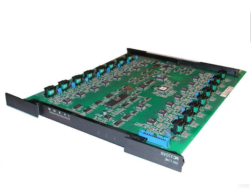 Mitel SX2000 MC330AB DNIC Line Card (CR)